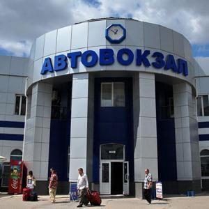 Автовокзалы Самойловки