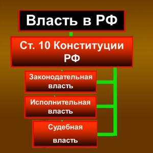 Органы власти Самойловки