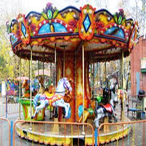 Парки культуры и отдыха Самойловки