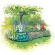 База отдыха Заимка - иконка «сад» в Самойловке